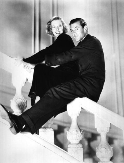 #Jean Arthur  #Gary Cooper  #Mr. Deeds Goes to Town  #1936