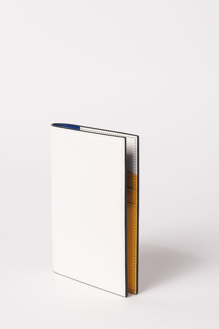 inspired by  Pieter Mondrian. passport holder