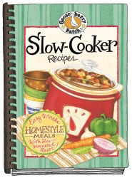 This cook book has some fantastic crock pot meals ... some of my favorites are the Oh So Easy Lasagna and Homestyle Pork Chops -- DELISH!! ♥