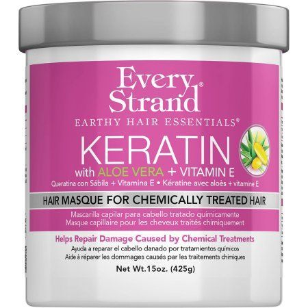 Every Strand Keratin Hair Masque, 15 oz