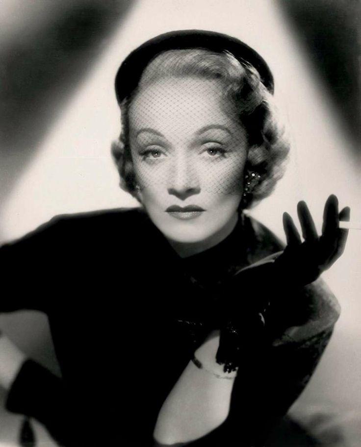Marlene Dietrich ~~~AFI #9 female screen legend