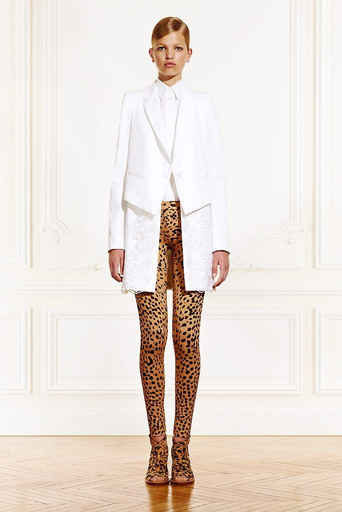 Givenchy Resort 2011 Collection Photos   Vogue