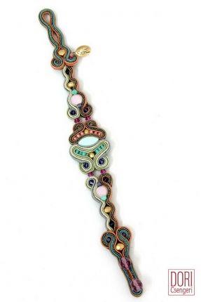 Narnia Delicate Bracelet. #DoriCsengeri #pastels #style #accessories #thin #bracelet