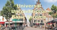 Dutch city to experiment with a universal, unconditional 'basic income'