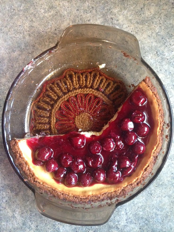 Easiest, most delicious cheesecake ever!