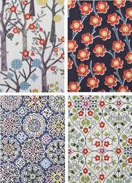 More of Lauren Child's Liberty Fabric prints.