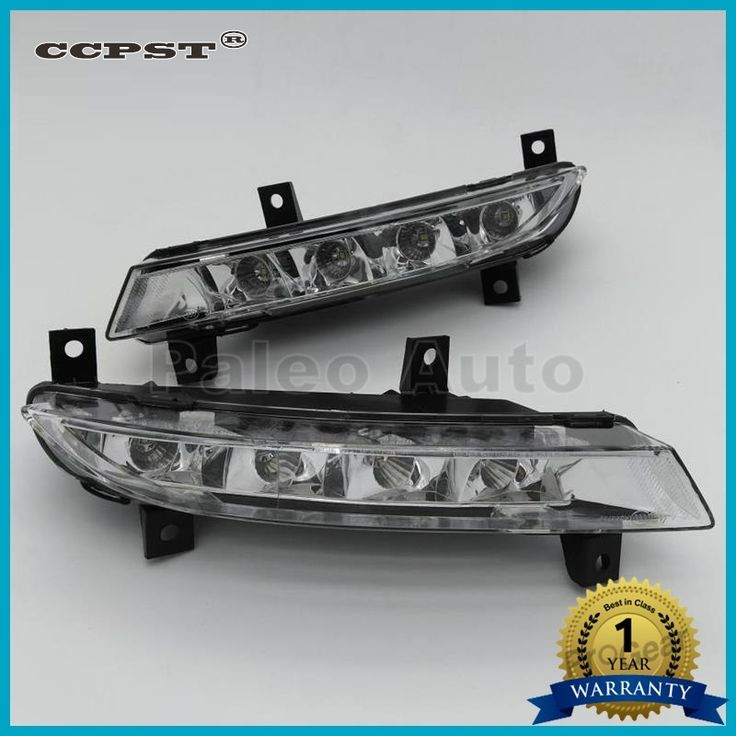 63.99$  Buy now - http://ali384.shopchina.info/1/go.php?t=32456190586 - 2pcs Free Shiping Car Led Light For Skoda Octavia RS A5 2009 2010 2011 2012 2013 DRL New Pair Of LED Daytime Running Light   #buyonline