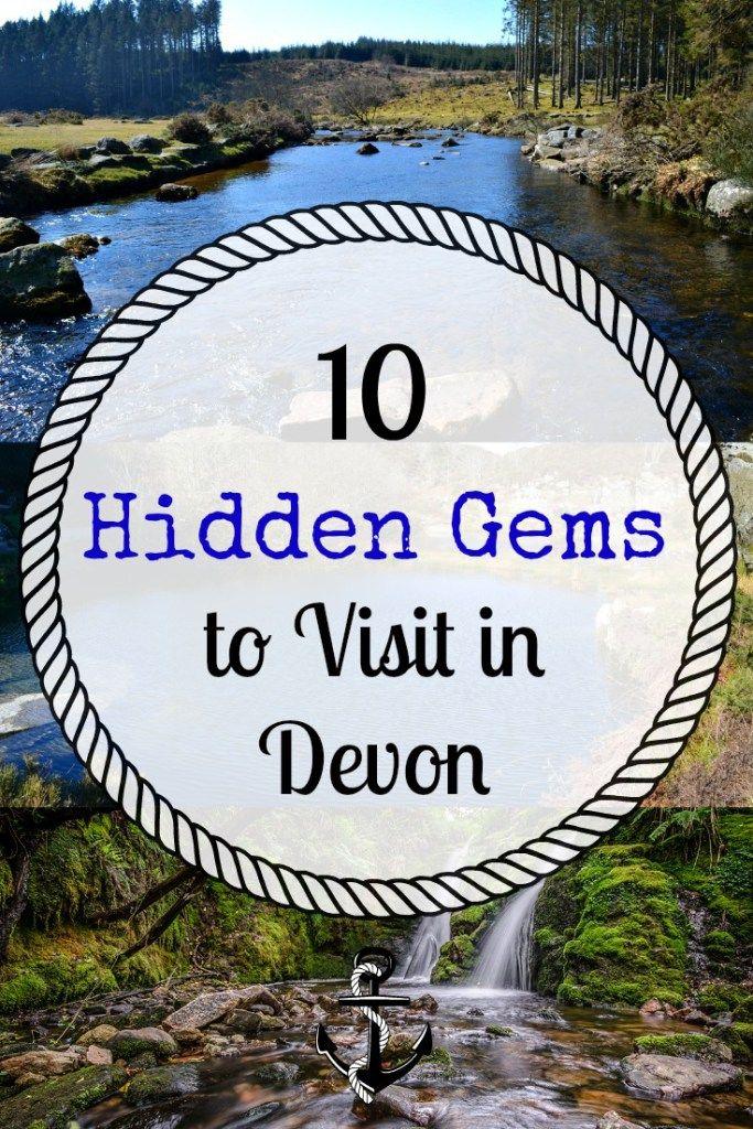 10 Hidden Gems to Visit in Devon