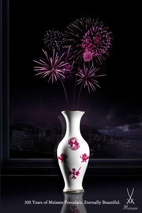 meissen  porcelain lifestyle | 62 Innovative Porcelain Pieces - From Flower Pot PCs to Porcelain ...