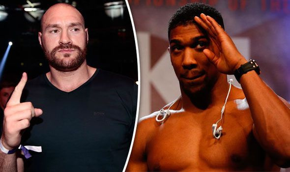 Tyson Fury makes huge claim about Anthony Joshua fight: Eddie Hearn has already done this
