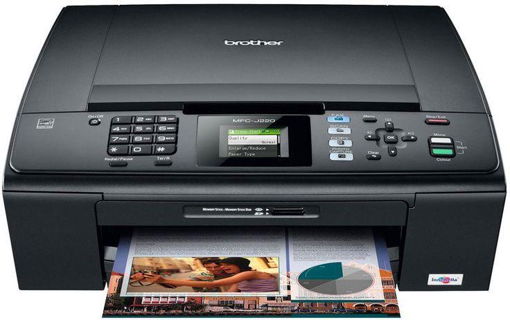 Producent: BrotherModel: MFC-J220Typ: wielofunkcyjna, atramentowaDruk w kolorze: kolorowaFormat: A4, A5, A5, A6, B5Wyświetlacz: takŁączność: USBSzybkość druku w czerni: 23 str./minSzybkość druku w kolorze: 20 str./minMaksymalna rozdzielczość: 6000 x 1200Ilość tonerów/tuszy: 4Funkcje: , ksero, skaner, faksKod producenta: MFCJ220AP1