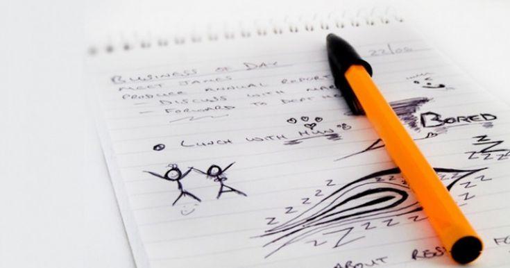 Κάνεις και συ αφηρημένα σχέδια στο χαρτί; Δες τι σημαίνουν
