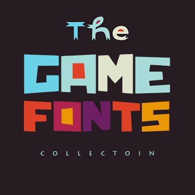 Game Font Collection | Game Pro Market