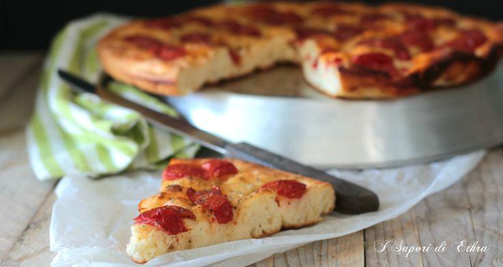 Focaccia+con+pomodorini+ricetta+pugliese+perfetta