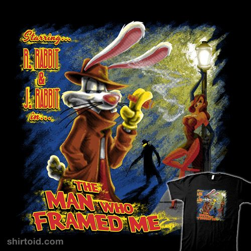 the man who framed me by punksthetic inspired by who framed roger rabbit - Who Framed