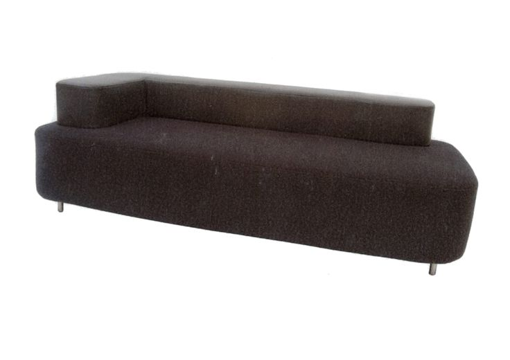 Grey sofa, design by Melanie Hall. #melaniehall #melaniehalldesign #sofa #furniture #design