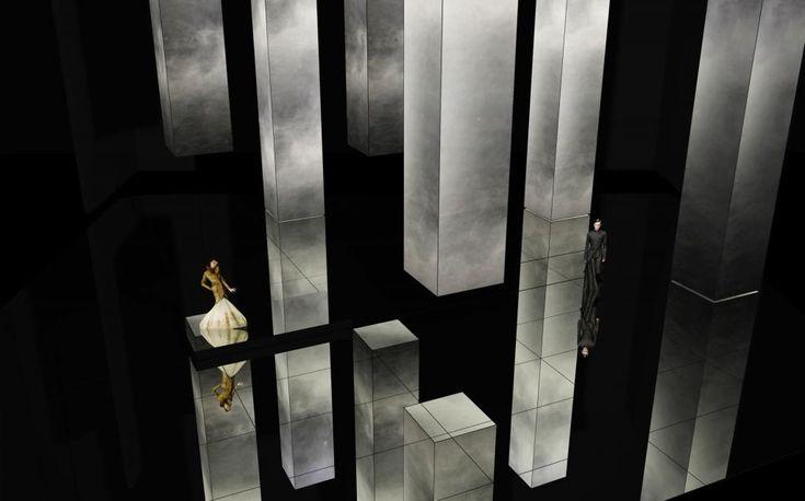 Black Masks - Slovein National Opera