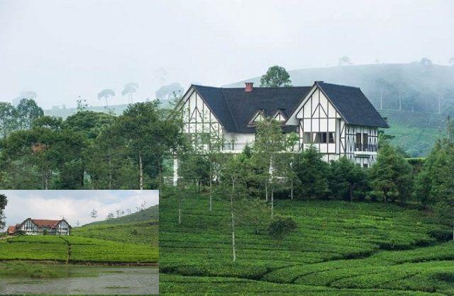 Villa di Situ Cukul Pangalengan