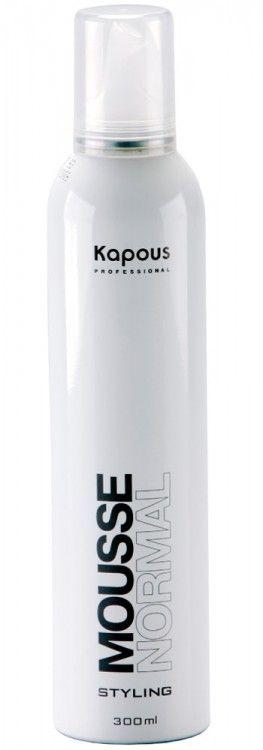 Мусс для укладки волос нормальной фиксации, 400 мл.