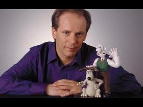 Nick Park Exclusive 40 Minute Interview - Wallace & Gromit / Aardman / A...