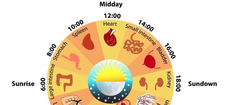 CEASUL CHINEZESC AL SANATATII: De ce ne trezim sau ne este rau la o anumita ora?