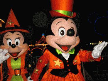 disney mickeys not so scary halloween party gif mickey s not so scary halloween party nosvamosadisney com - Mickey Minnie Halloween
