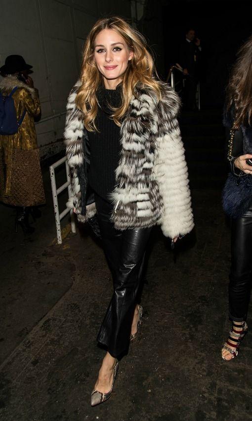 Olivia Palermo, ¿cuánto gastas en ropa durante el invierno? - Foto 8