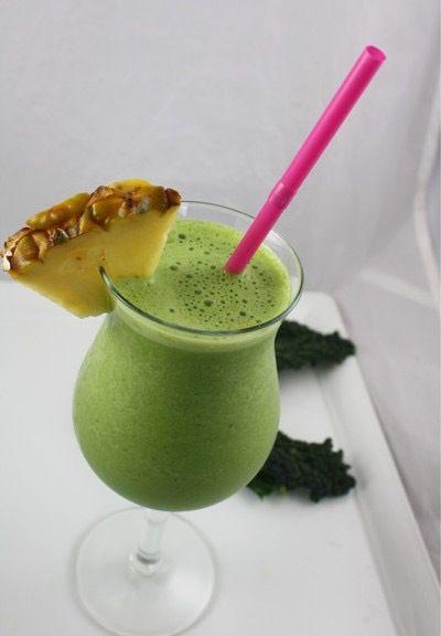 Grüne Piña Colada (Alkoholfrei) – un-Art