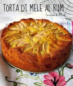 TORTA-MELE-AL-RUM-La-cucina-di-ASI- BLOG 2015