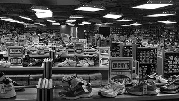 Zacky´s : boutique pour des Converse pas cher à New York