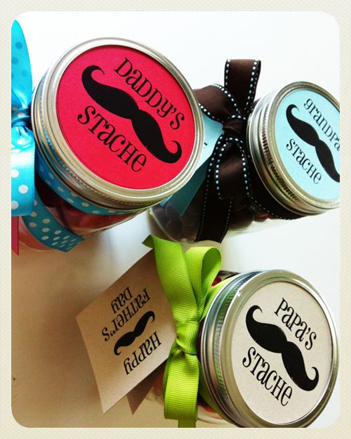 Father's Day Gift: Daddy's Stache | Free Printable - Popsicle Blog #fathersday