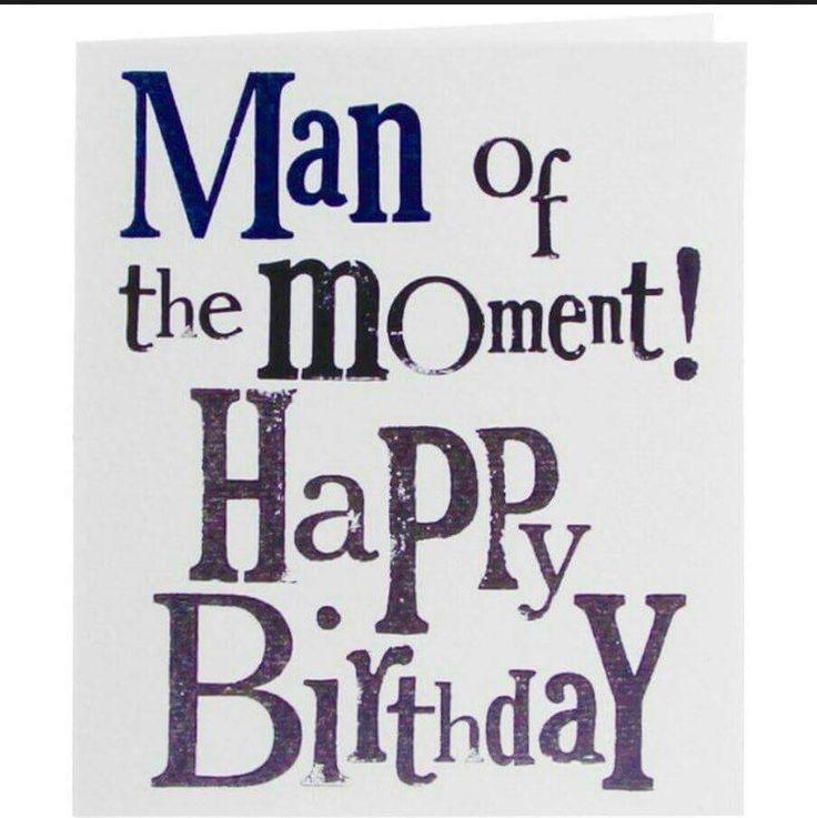 Happy Birthday, for a man