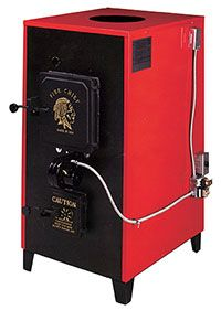 Missouri Indoor and outdoor Wood burning furnaces by Fire Chief A Quality heating system
