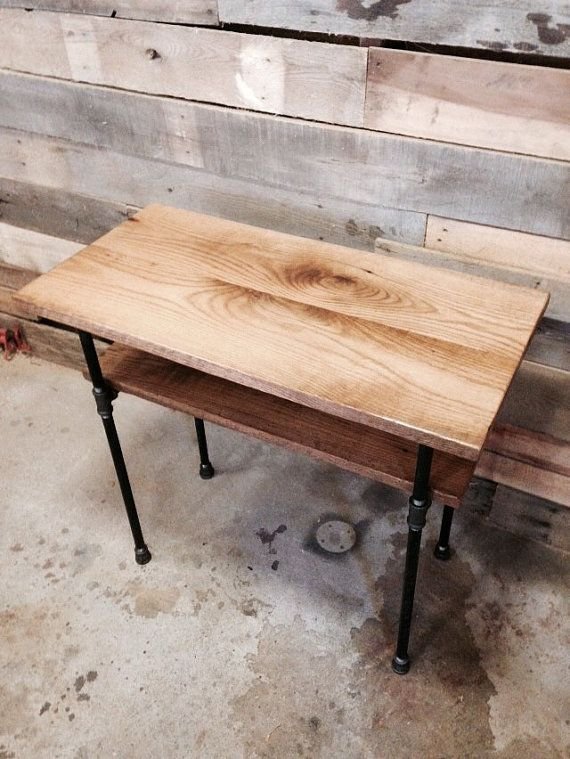 Built to Entertain TV Stand Reclaimed Wood by iReclaimed on Etsy