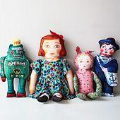 ナタリー・レテのお人形 http://mashnote.jp/