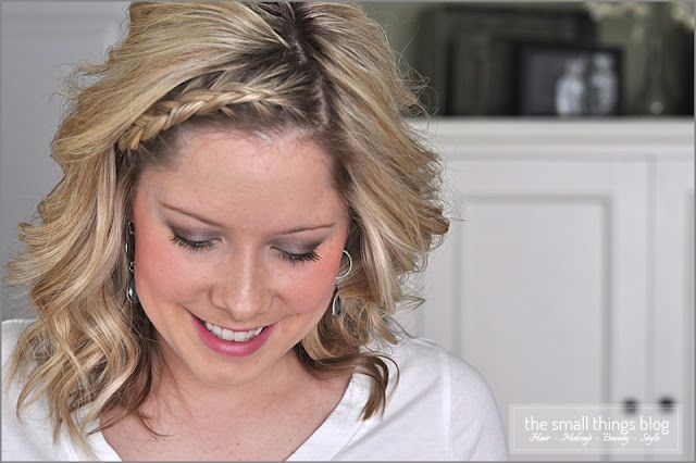 The Small Things Blog: The Dutch Braid  http://www.thesmallthingsblog.com/2012/06/dutch-braid.html