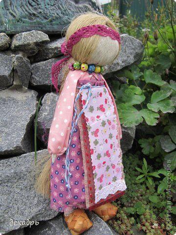 Кукла с Косой фото 1