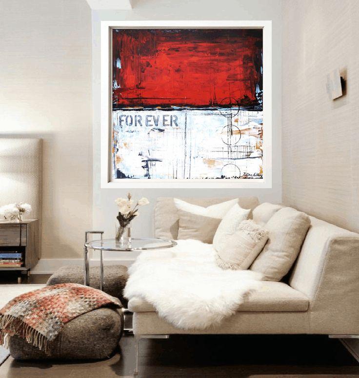 Peinture originale, peinture acrylique, grande peinture, toile, peinture de Jolina Anthony abstraite par jolinaanthony sur Etsy https://www.etsy.com/fr/listing/173861292/peinture-originale-peinture-acrylique