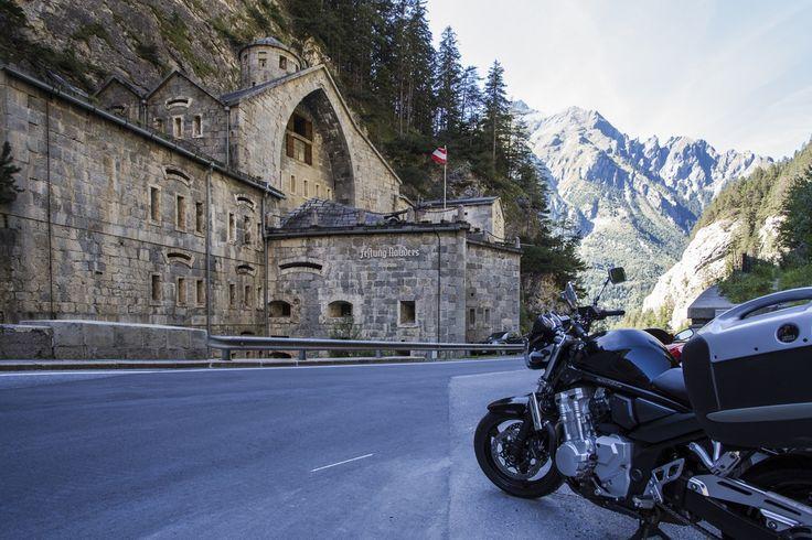 Motorradtouren im #tiroleroberland