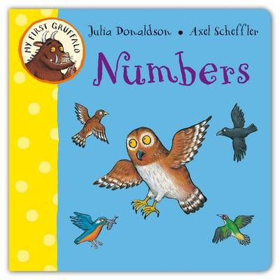 My First Gruffalo: Numbers