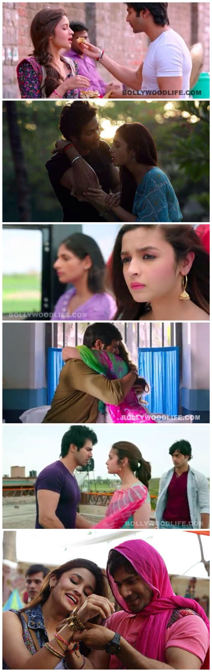 Humpty Sharma Ki Dulhaniya song Samjhawan: Alia Bhatt and Varun Dhawan look cute together! .