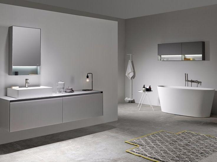 Scarica il catalogo e richiedi prezzi di Strato 01 by Inbani, arredo bagno completo, collezione Strato