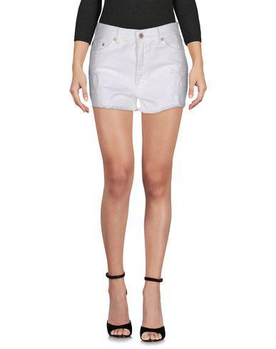 Prezzi e Sconti: #Dondup shorts jeans donna Bianco  ad Euro 69.00 in #Dondup #Donna jeans shorts jeans