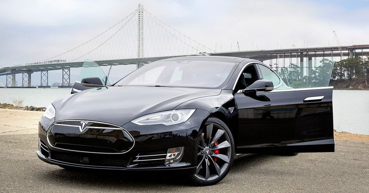Review: Tesla Model S P90D --- The latest and very much greatest version of Tesla's sedan is the best electric car ever made. (Aug. 2015)