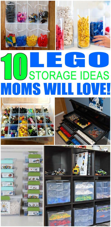 Lego Storage Organization Lego Storage Organization Lego