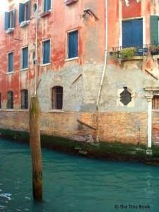 Canal in Venice, , by The Tiny Book. One day in Venice.