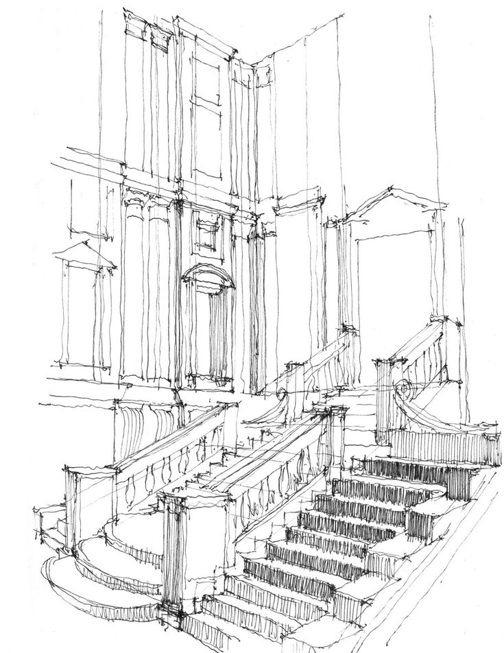 Architectural Delineation Competition – KRob 2013 Winners - Kyle Murphy - Finalist