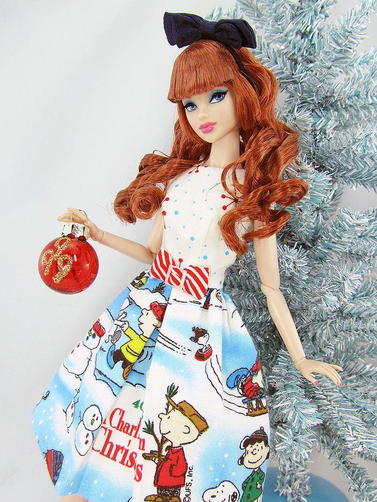 Christmas Gavin in 2020 Barbie dolls, Christmas barbie