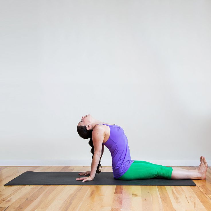 Chest and Shoulder Stretch | after sitting at a desk all day...