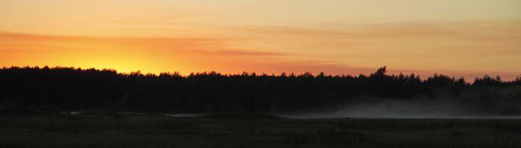 Scenic View of Northwest Minnesota